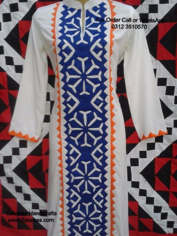 aplic work shirt aplic work kurti new designs  karachi