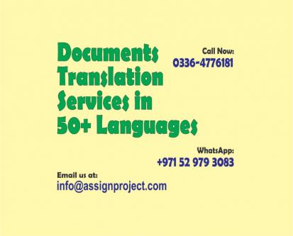 Multiple Language Translation Experts, Karachi